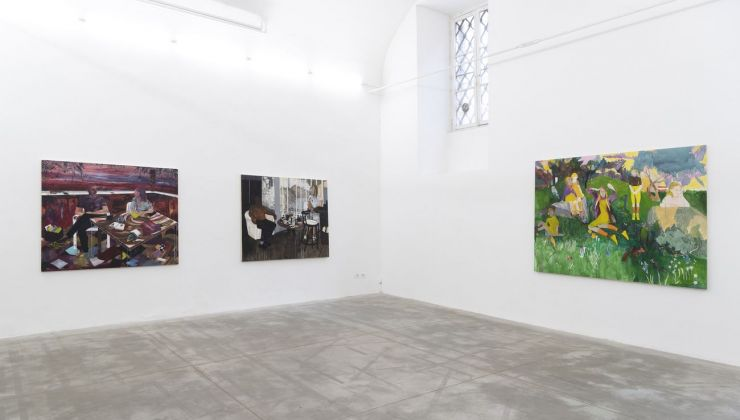 If It Is Untouchable It Is Not Beautiful, 2019. Installation view at Monitor, Roma. Photo credits Giorgio Benni. Courtesy the artist & Monitor, Roma Lisbona