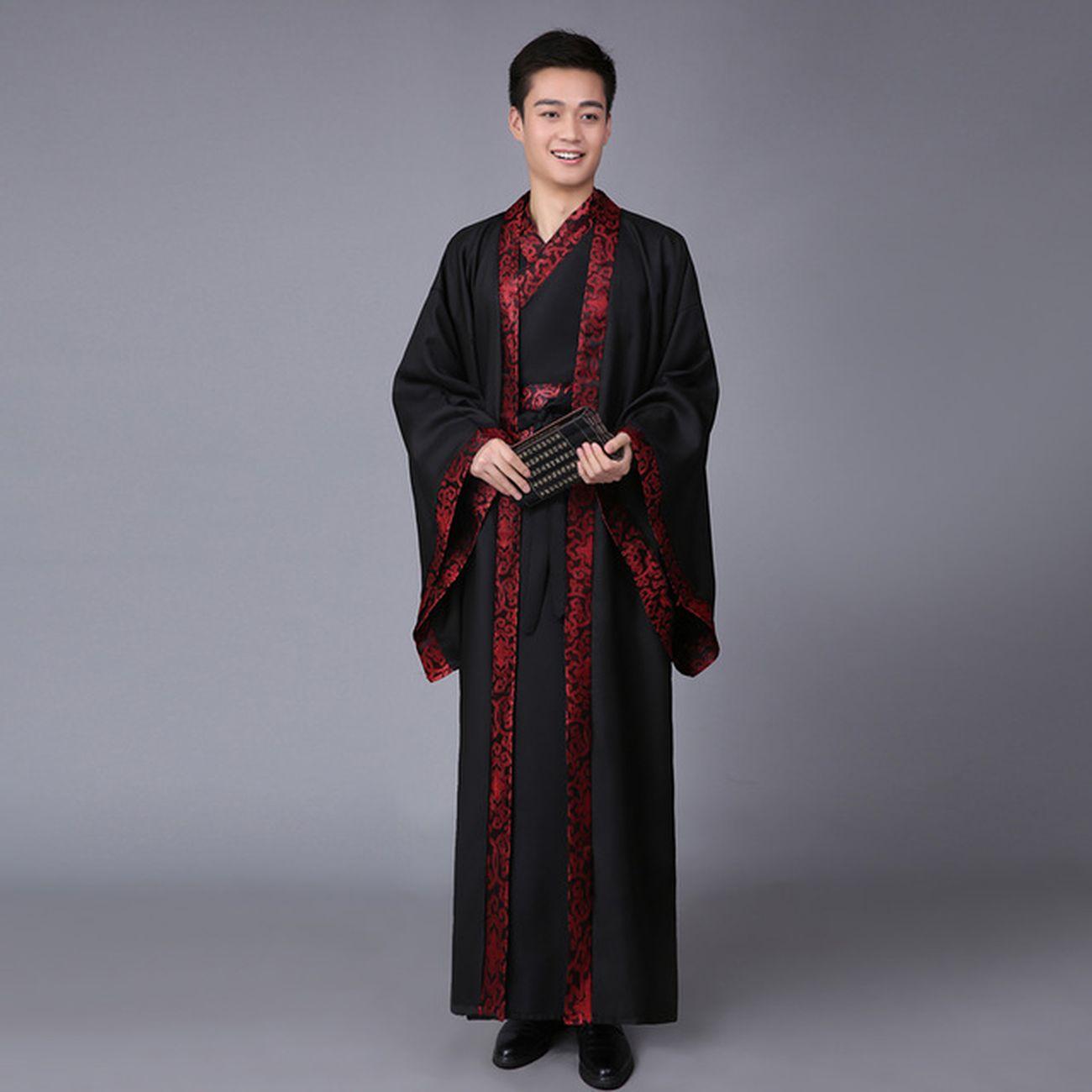 Il costume tradizionale cinese Hanfu