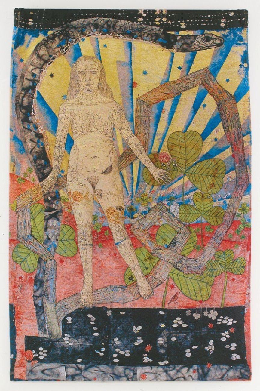 Kiki Smith, Earth, 2012. Courtesy the artist e Pace Gallery