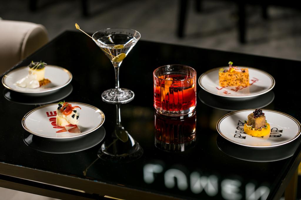 Lumen Cocktail and Cuisine St Regis Rome ph. Alberto Blasetti / www.albertoblasetti.com