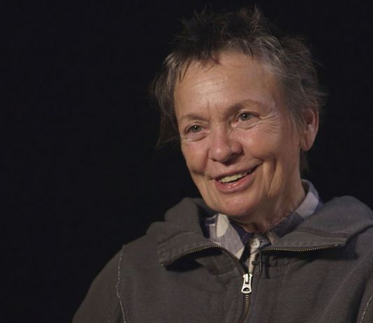 Laurie Anderson Interview, We are In Constant Panic Mode