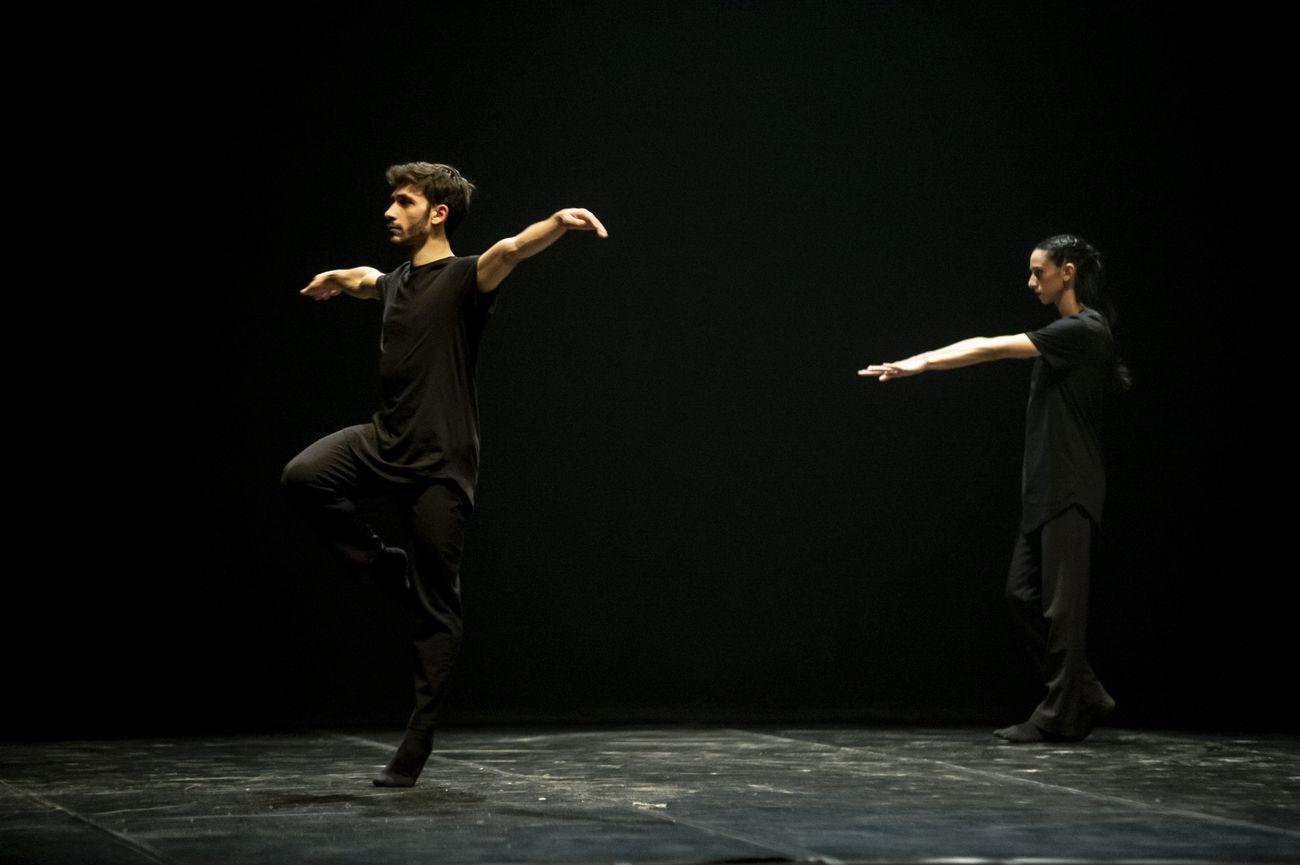 MM Contemporary Dance Company, Bloom. Coreografia Daniele Ninarello. Photo Tiziano Ghidorsi