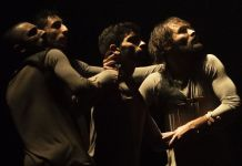 MM Contemporary Dance Company, No Man's Land. Coreografia Eugenio Scigliano. Photo Tiziano Ghidorsi