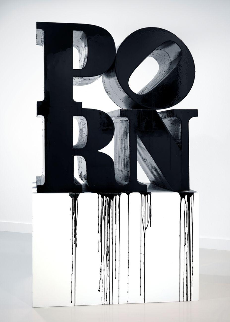 Marc Bijl, Porn, 2006. Collection Rattan Chadha. Photo Gert Jan van Rooij