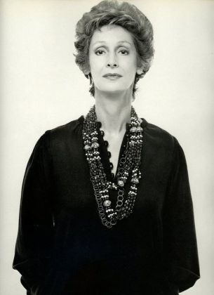 Marella Agnelli by Richard Avedon, 1976