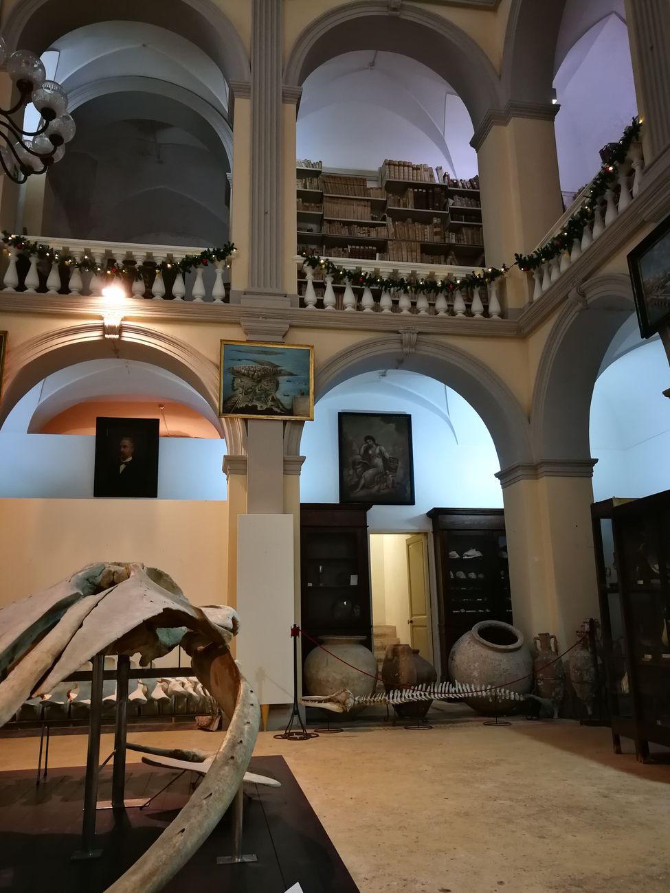 Museo Civico Emanuele Barba, Gallipoli