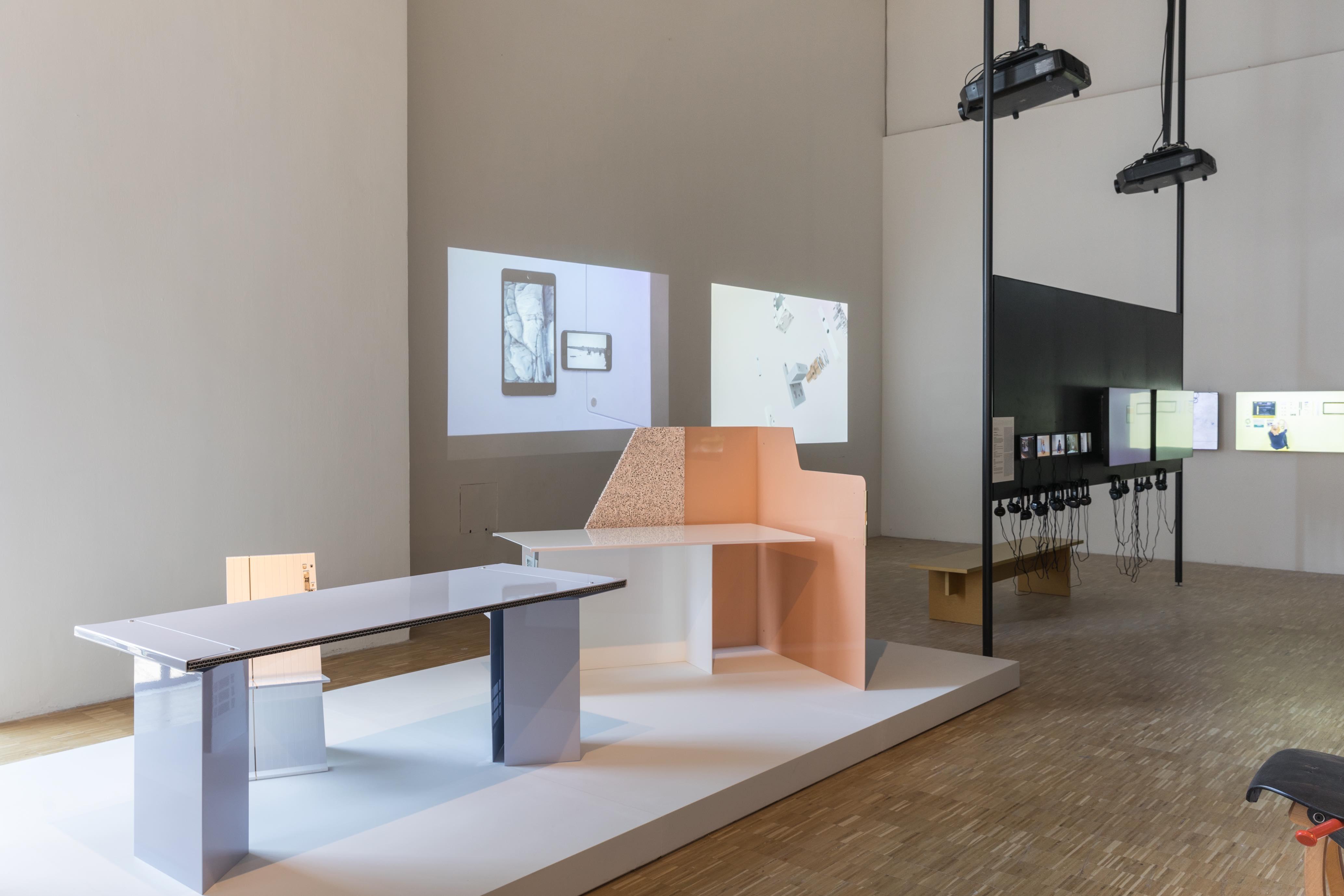 Ore Streams di Formafantasma -@Triennale di Milano / photo Gianluca Di Ioia