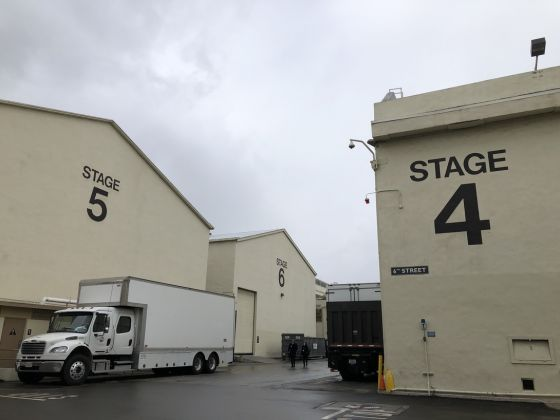 Paramount Studios, Frieze Los Angeles, 2019