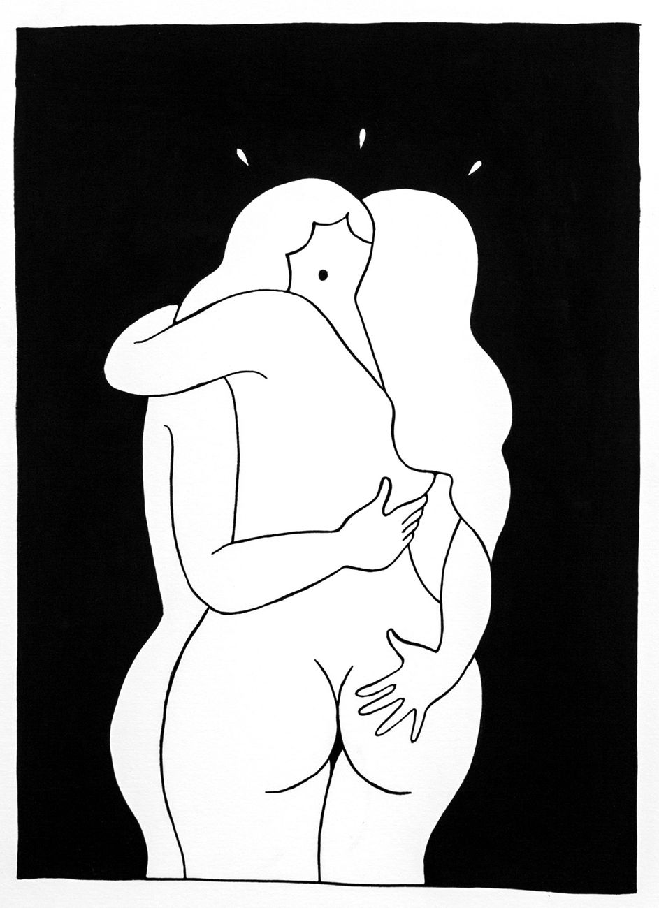 Parra, The Hug, 2013