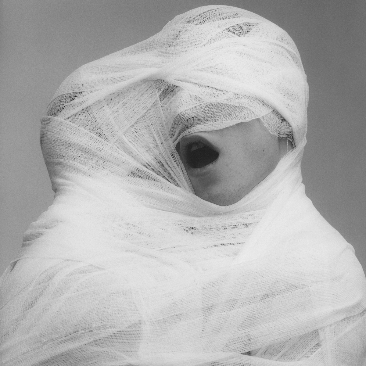 Robert Mapplethorpe, White Gauze, 1984 © Robert Mapplethorpe Foundation. Used by Permission