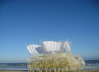 STRANDBEEST, Animaris Siamesis, Theo Jansen© Media Force