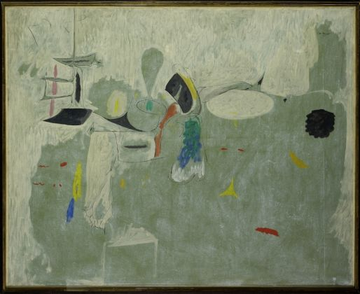 The Limit, 1947, Arshile Gorky © 2018 The Arshile Gorky Foundation Artists Rights Society (ARS), New York