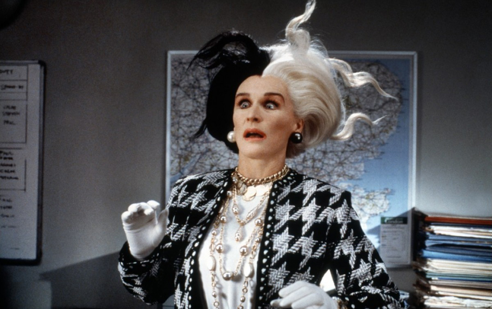 Glenn Close in La Carica dei 101