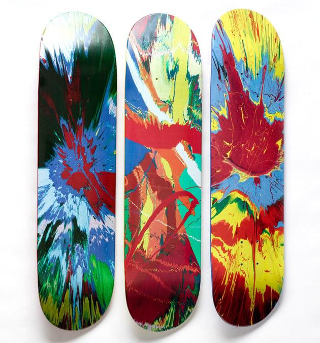 damien hirst supreme skate decks r 2 by GregKolls