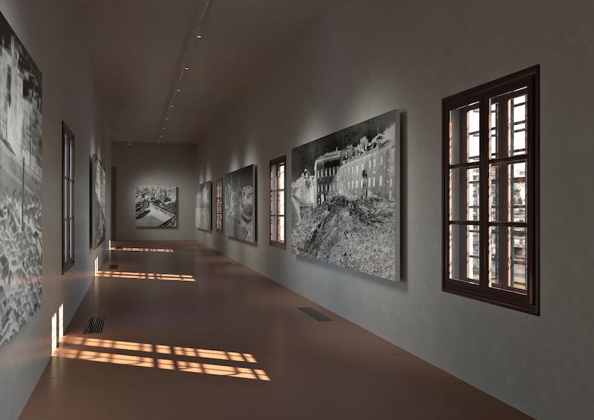Memoriale Corridoio Vasariano - Courtesy Gallerie degli Uffizi