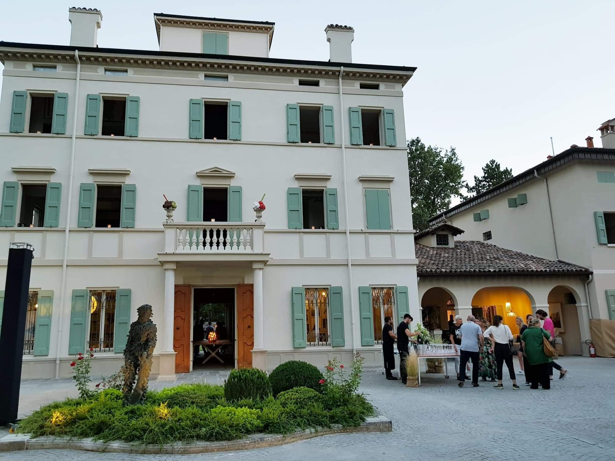 L'hotel Maria Luigia di Massimo Bottura, Modena