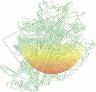 Maria Pecchioli - PLOTTING THE CENTRAL BODY Corpo Umano Corpo Urbano - Le spinte energetiche della città - Una produzione Mercato Centrale. Torino, 2019, Elaborazione Tracciato singolo Elemento