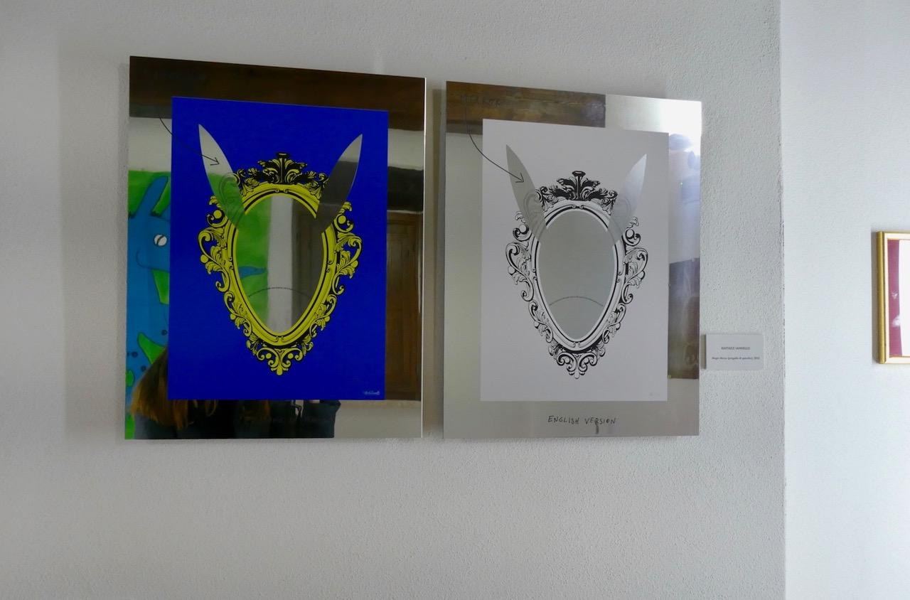 Raffaele Iannello, Magic Mirror, 2012