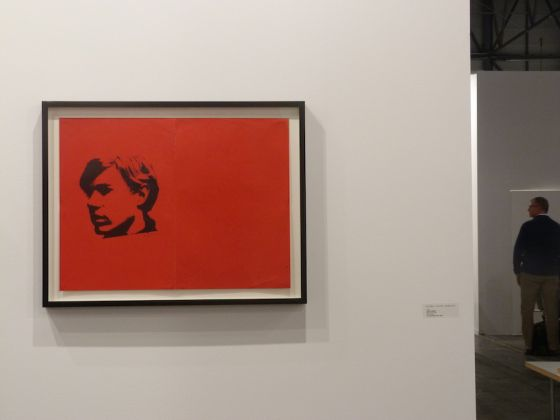 Andy Warhol, autoritratto - ARCOmadrid 2019