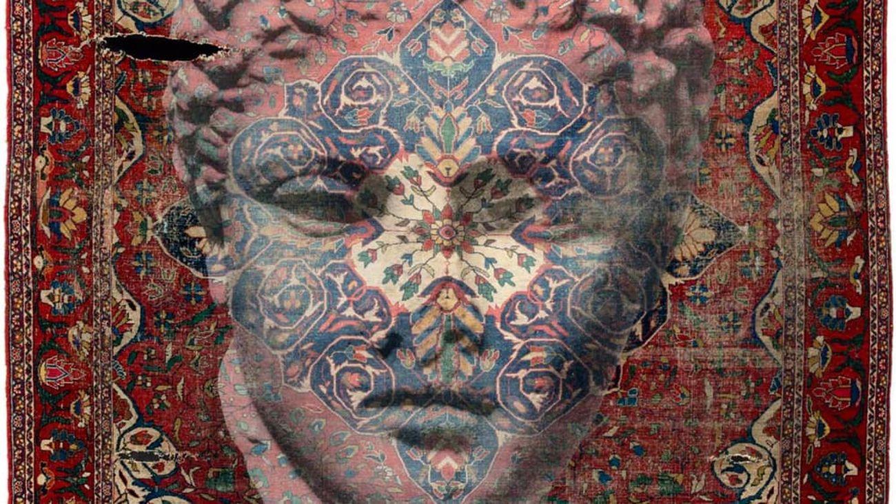 Ascoltare bellezza. Luca Pignatelli, Persepoli, 2018. Sala del Mosaico della Biblioteca Classense, Ravenna 2019