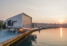 Cnetro Botín by Renzo Piano in Santander SPAIN