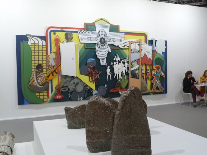 Claudia Martinez Garay - ARCOmadrid 2019