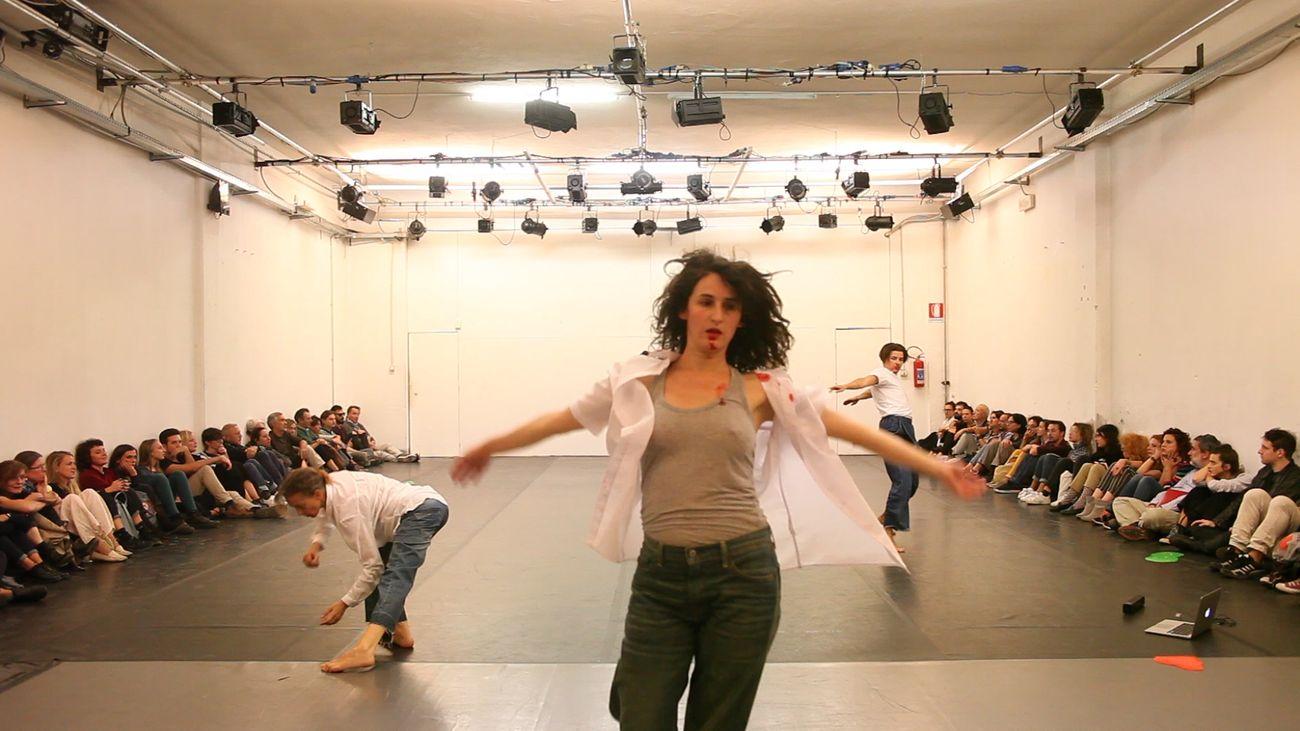 Cristina Kristal Rizzo, Ultras sleeping dances. Photo © Luca Del Pia