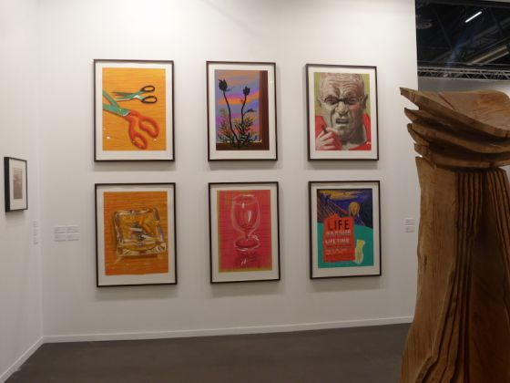 David Hockney - ARCOmadrid 2019