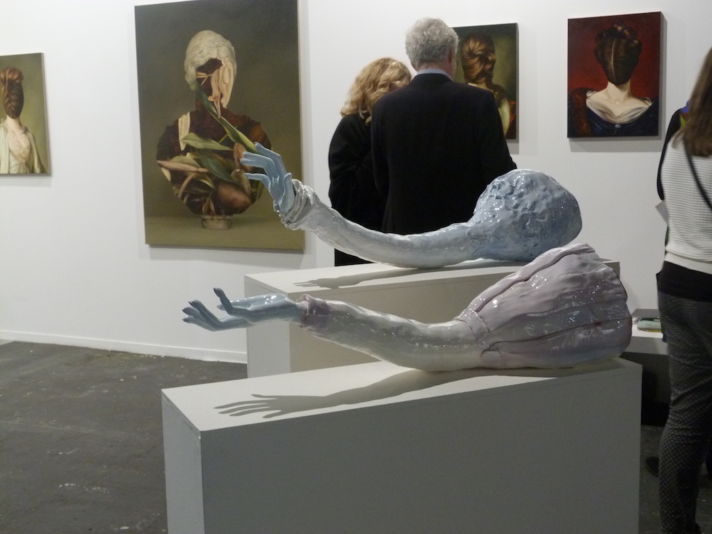 Emiliano Maggi e Eva Juszkiewicz