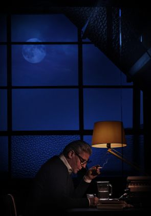 FOG 2019 Jan Fabre, The Night Writer. Giornale Notturno