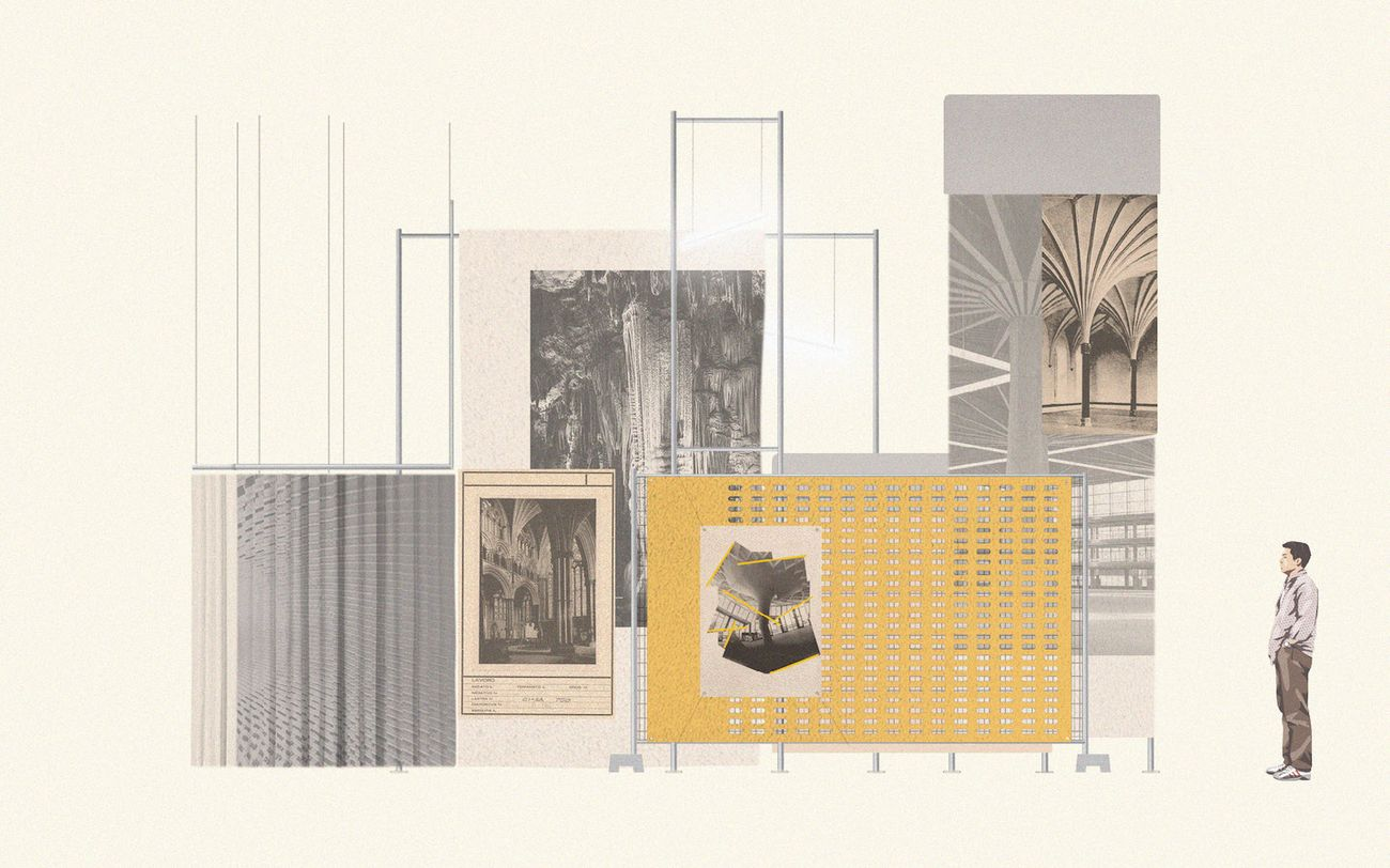 Formafantasma, Nervi on the making, elaborazione grafica
