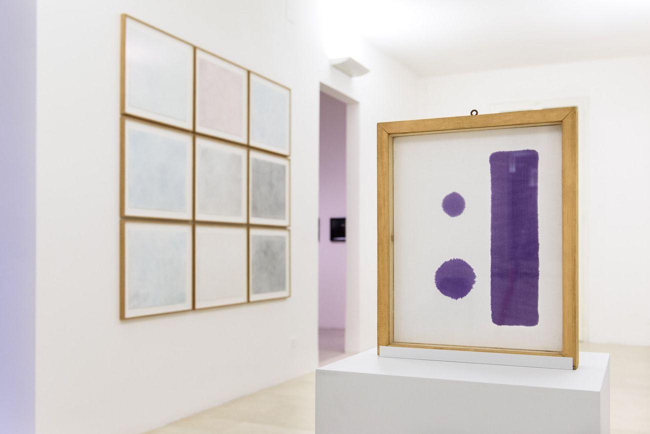 Goran Trbuljak. Before and After Retrospective. Installation view at Villa delle Rose, Bolo gna, 2019. Photo Giorgio Bianchi _ Comune di Bologna
