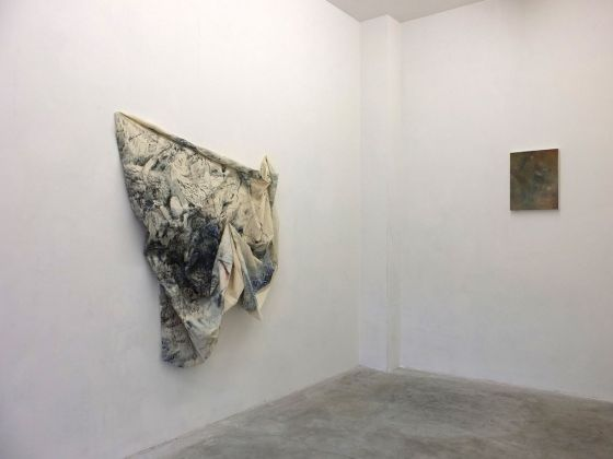 Jacopo Casadei, Defrag, 2015. Installation view at Localedue, Bologna