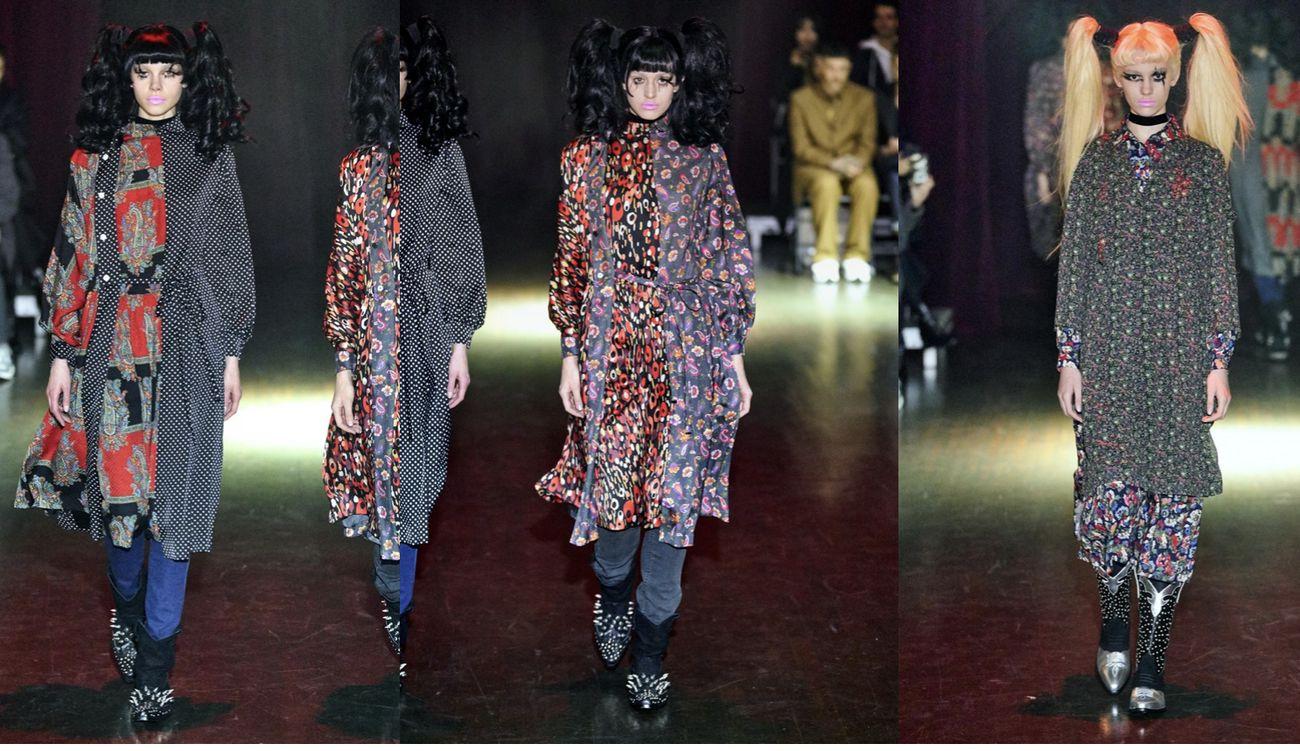 Junya Watanabe, Kawaii. Parigi Fashion Week, febbraio 2019