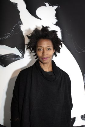 Kara Walker, Photo Ari Marcopoulos