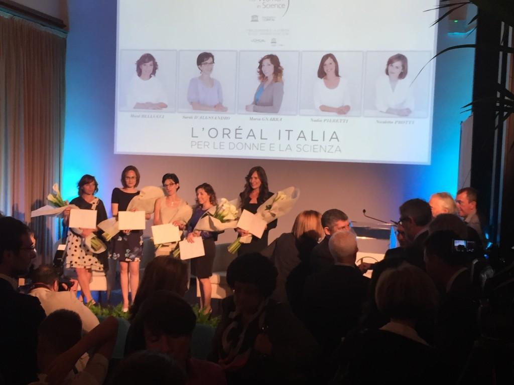L'Oréal Italia per le Donne e la Scienza, edizione 2015. Ph. by Globus Magazine