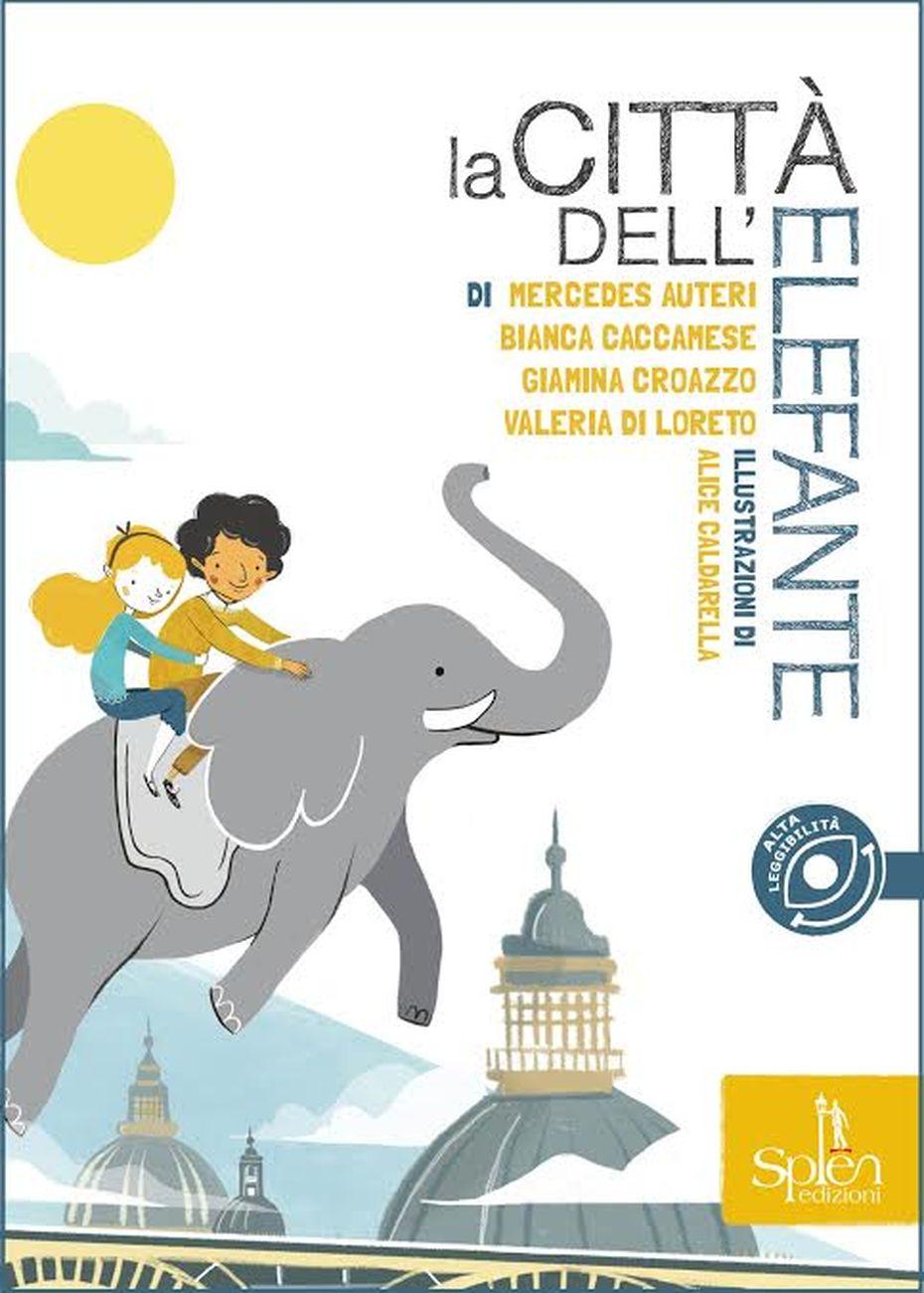 La città dell'elefante (Splen, Mascalucia 2019)