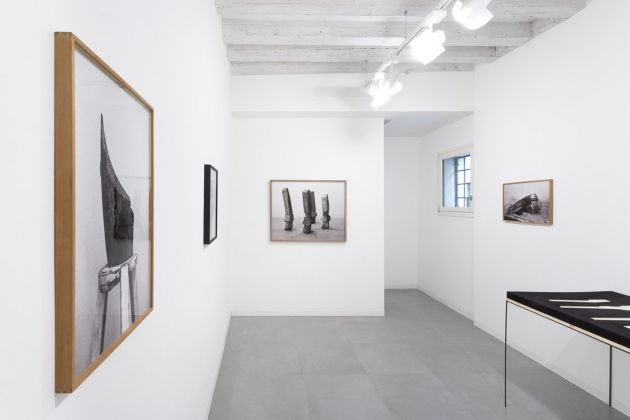 Marco Maria Zanin. Arzanà. Exhibition view at Marignana Arte, Venezia 2019. Photo credit Enrico Fiorese. Courtesy Marignana Arte