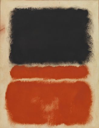 Mark Rothko, Untitled (Red), 1968. Fondazione Solomon R. Guggenheim, Collezione Hannelore B. e Rudolph B. Schulhof © 1998 Kate Rothko Prizel & Christopher Rothko _ ARS, New York, by SIAE 2019