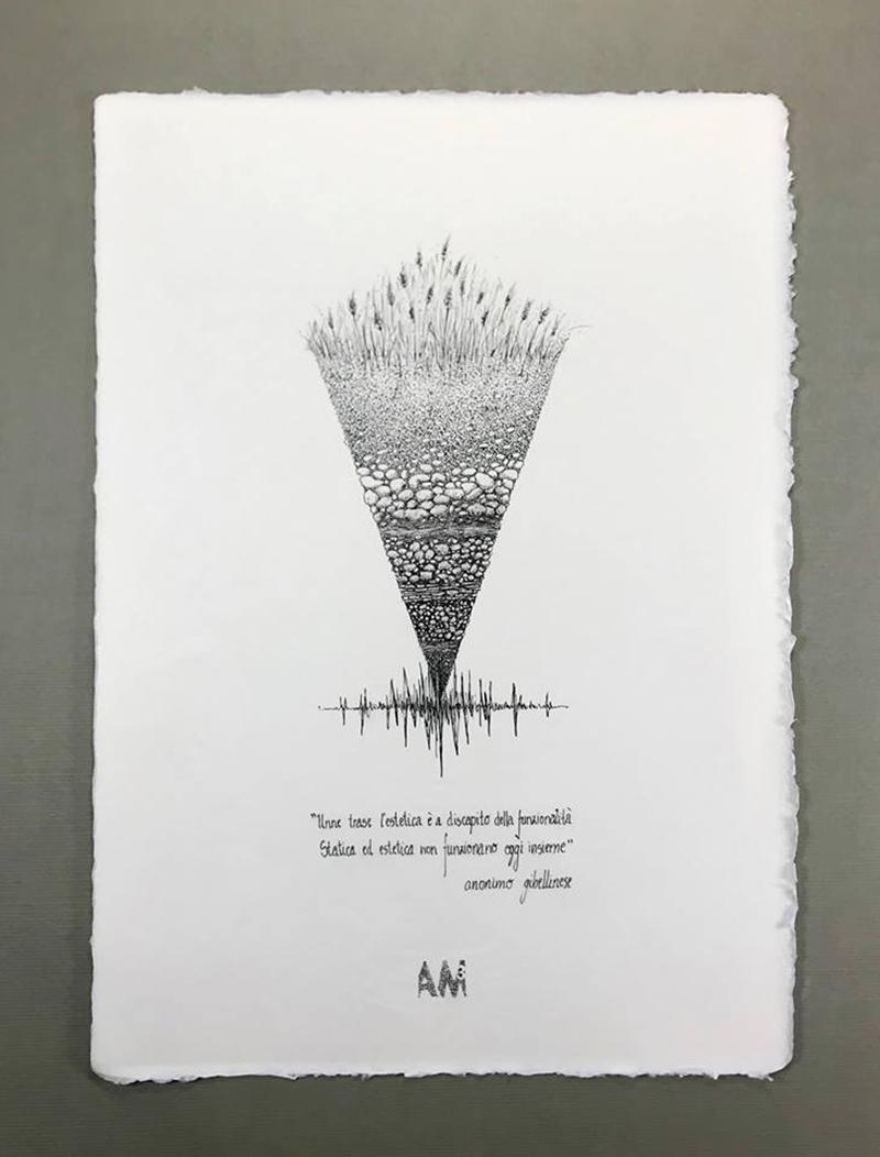 Mostra Progettare l'Italia - Courtesy of AM3