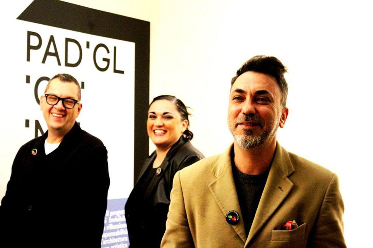 Padiglioni Invisibili. Staff in full swing. Photo S. Laviola © & courtesy Fondazione SoutHeritage