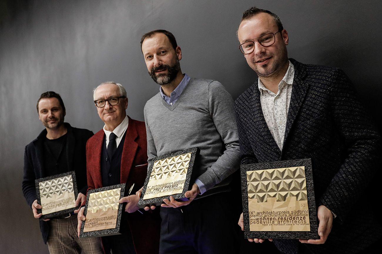 Premio Architettura Alto Adige 2019 – Pedevilla Architects e Stanislao Fierro. Photo Jacopo Salvi. Courtesy Fondazione dell'Ordine degli Architetti di Bolzano