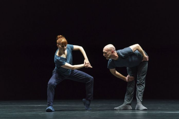 Sadler's Wells, Catalogue. Coreografia William Forsythe. Photo © Bill Cooper