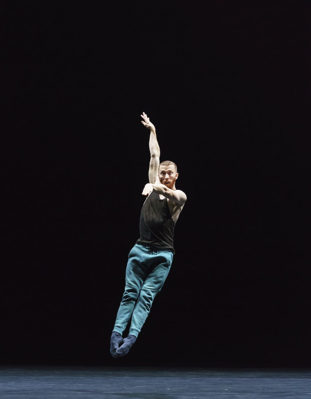 Sadler's Wells, Dialogue. Coreografia William Forsythe. Photo © Bill Cooper