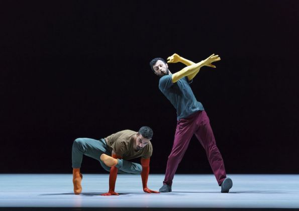 Sadler's Wells, Seventeen-Twenty One. Coreografia William Forsythe. Photo © Bill Cooper