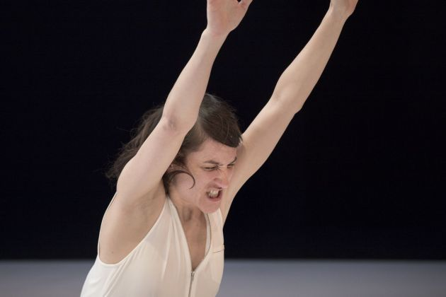Swiss Dance Days 2019. Yasmine Hugonnet, Se Sentir Vivant. Photo © Anne Laure Lechat