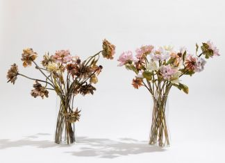 TEFAF Maastricht 2019. Lilla Tabasso, Spring and Autumn. Courtesy Piva&C.