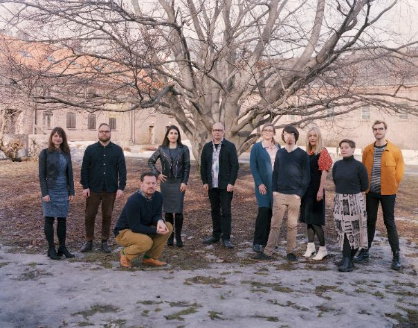 The osloBIENNALEN team. Photo © osloBIENNALEN