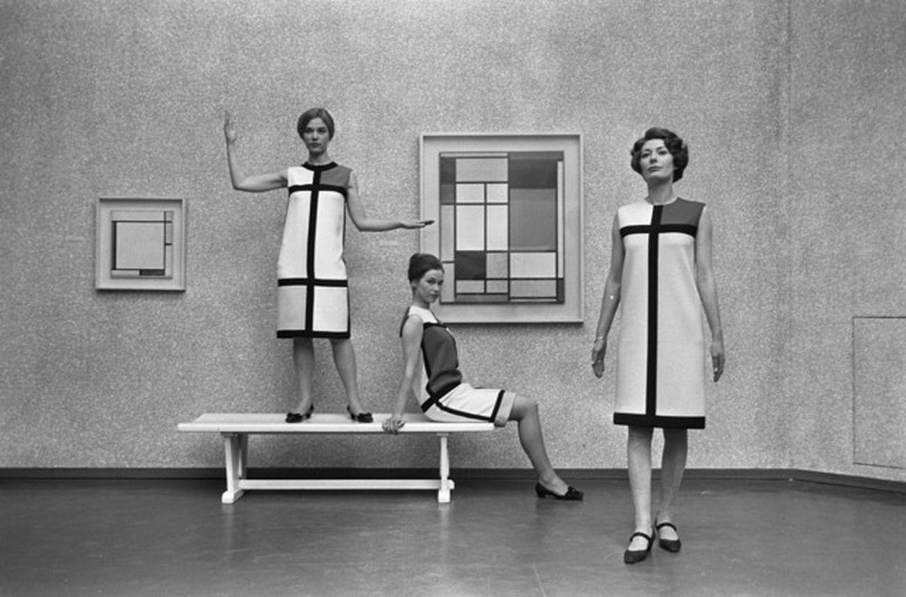 Vestiti Da Sposa Yves Saint Laurent.Arte E Moda Al Musee Yves Saint Laurent Di Parigi Artribune