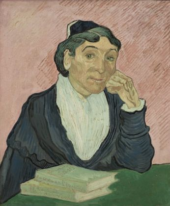 Van Gogh, L'Arlesienne 1890, Collection MASP